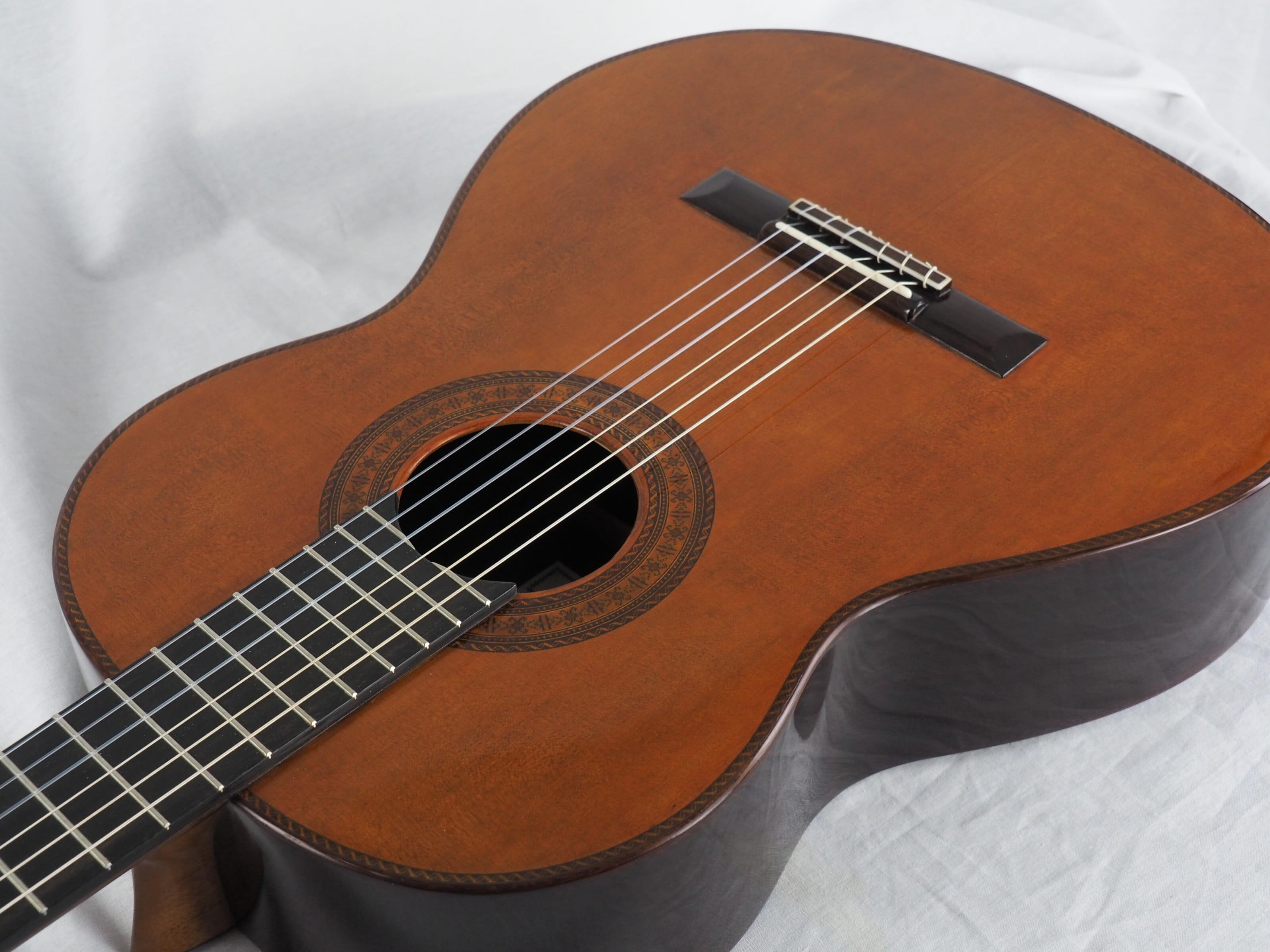 Dieter Hopf Luthier guitare classique Evolucion No 19HP180-01