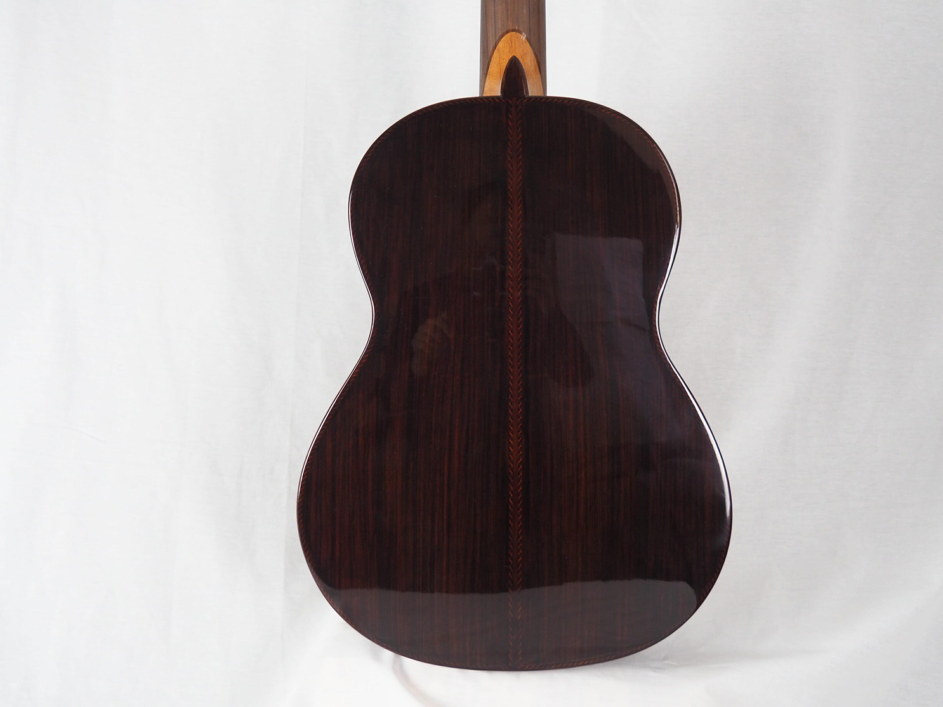 Dieter Hopf Luthier guitare classique Evolucion No 19HP180-06
