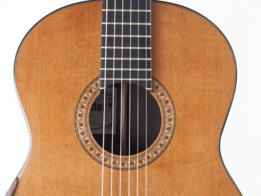 Jan Schneider guitare classique luthier No 19SCH454-03