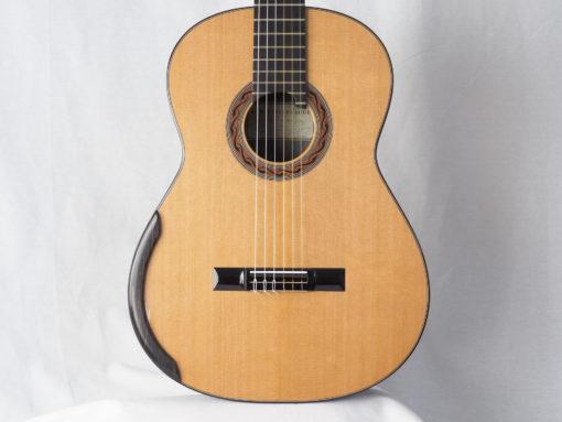 Kim Lissarrague guitare classique luthier No 317 19LIS317-08