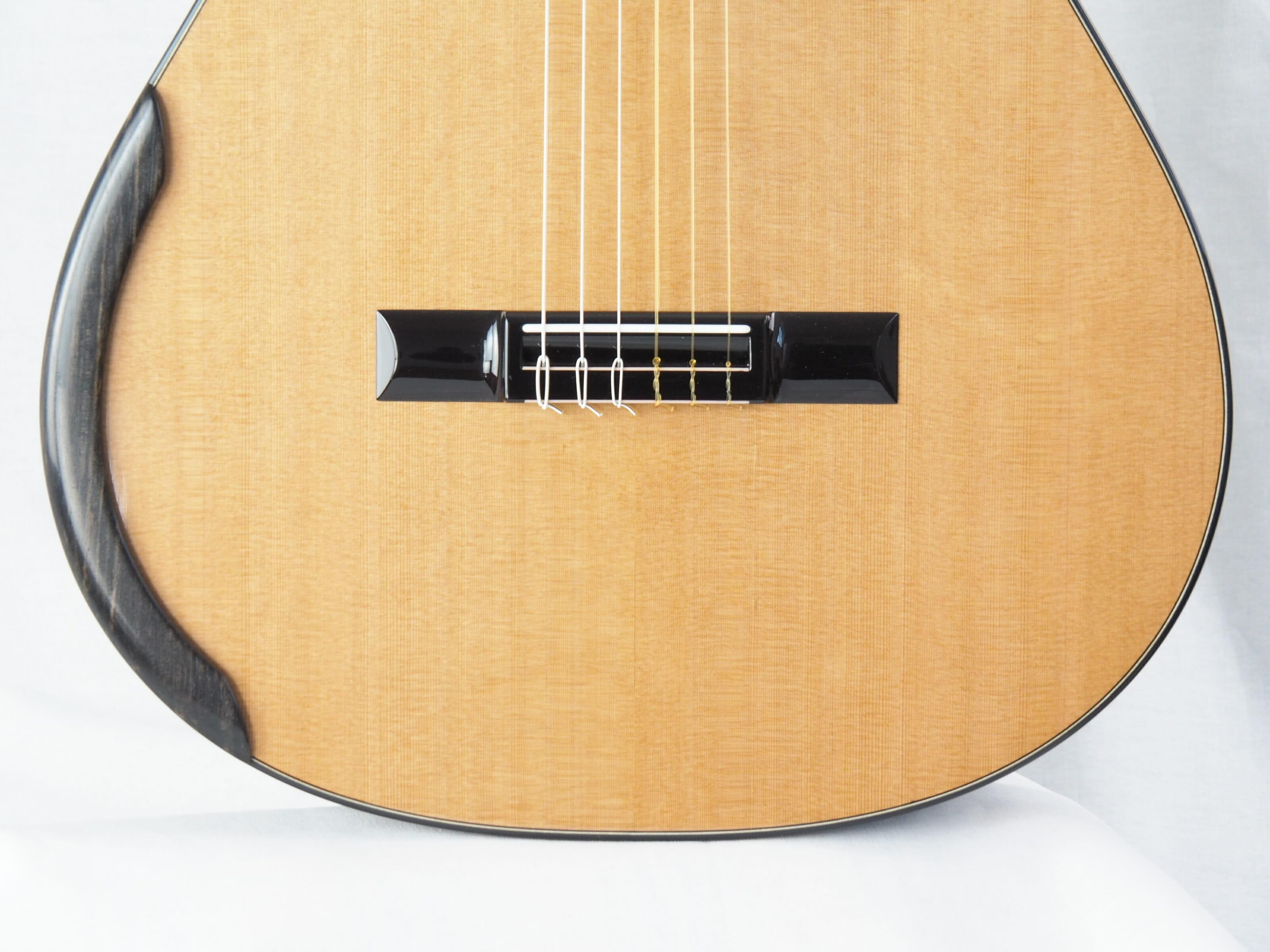 Kim Lissarrague guitare classique luthier No 317 19LIS317-05