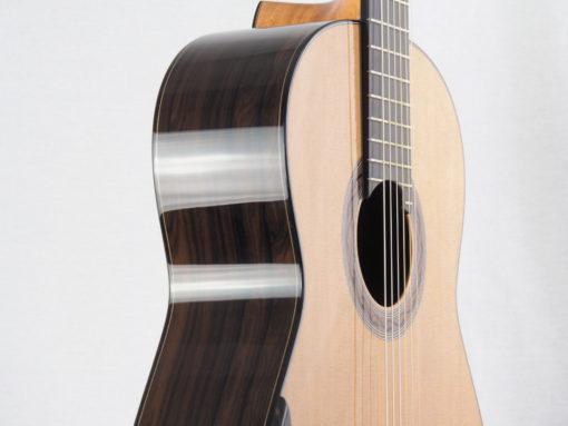 Kim Lissarrague guitare classique luthier No 317 19LIS317-04