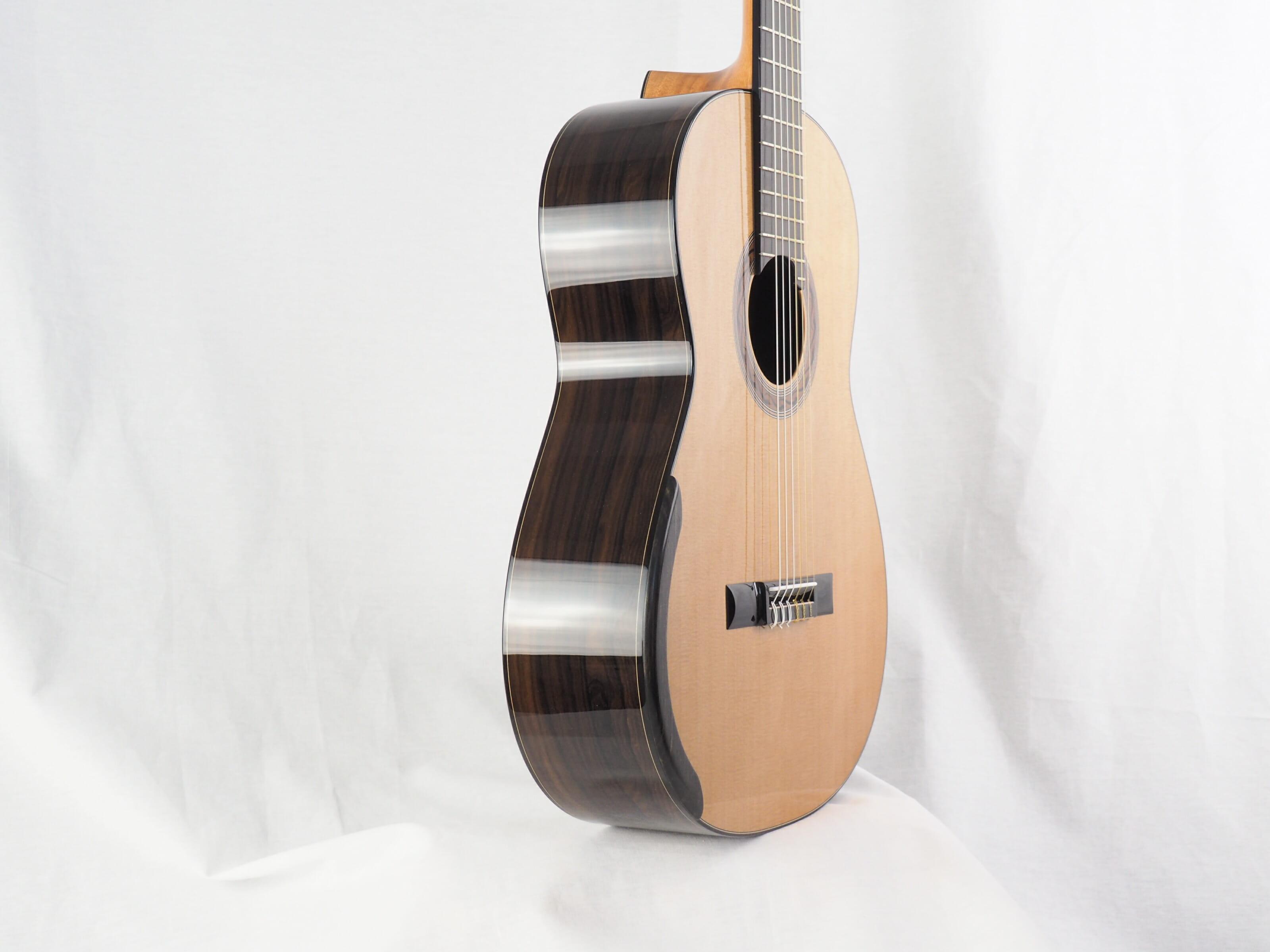 Kim Lissarrague guitare classique luthier No 317 19LIS317-03