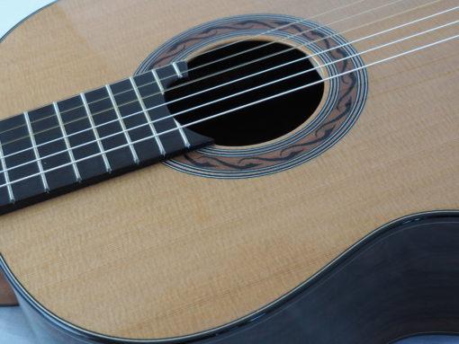Kim Lissarrague guitare classique luthier No 317 19LIS317-01