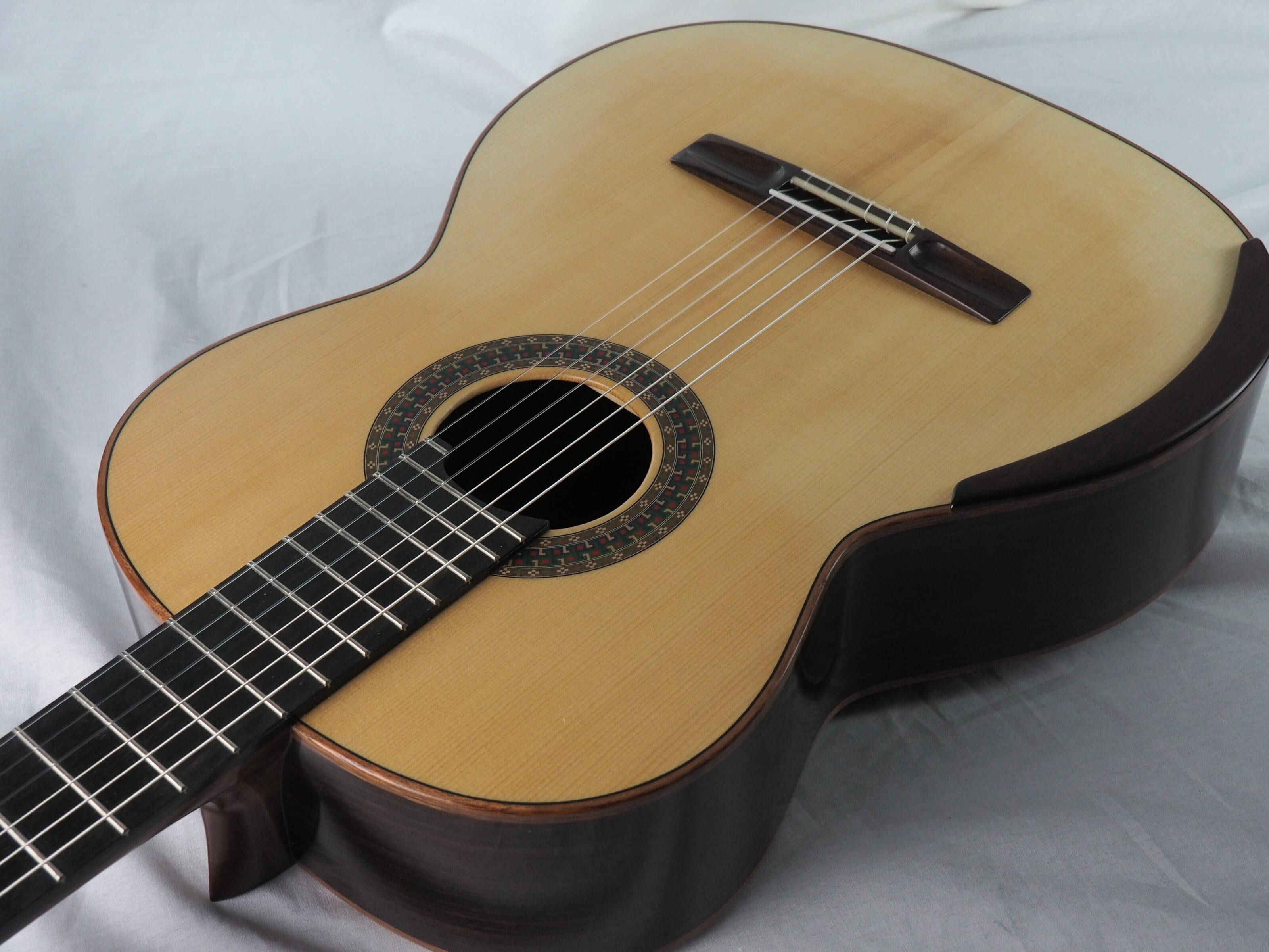 Luthier Simon Marty guitare classique 2019 19MAR019-01