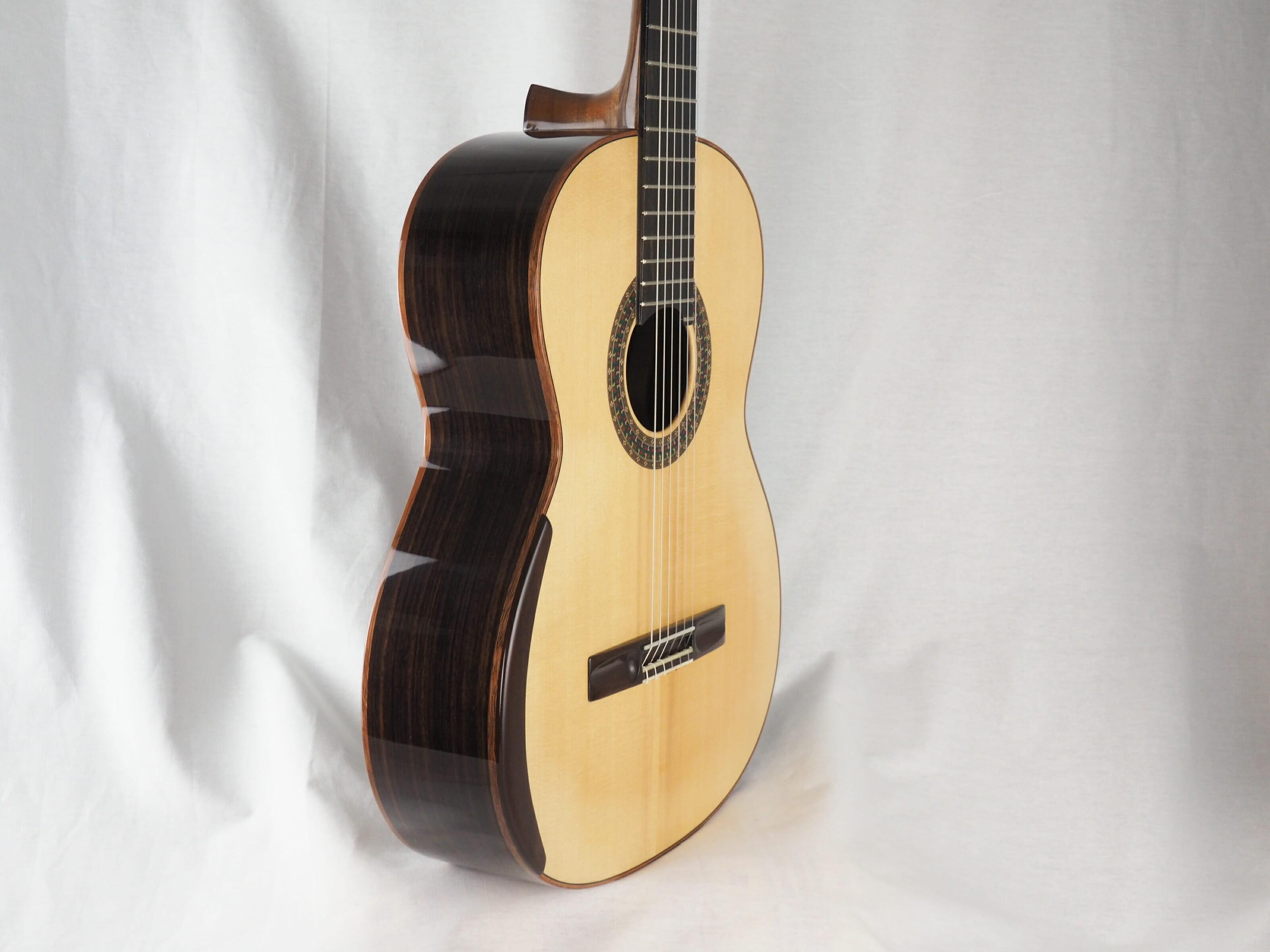 Luthier Simon Marty guitare classique 2019 19MAR019-06