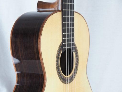 Luthier Simon Marty guitare classique 2019 19MAR019-05