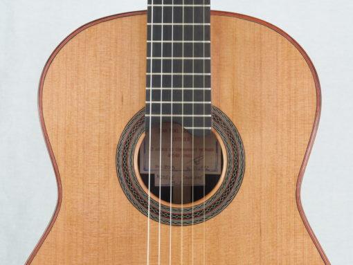 luthier Jean-Noel Lebreton Guitare classique www.guitare-classique-concert.fr 18LEB019-11