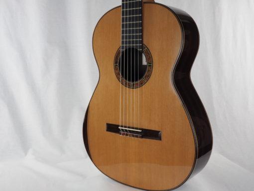 Luthier Philipp Neumann guitare classique 18NEU018-07