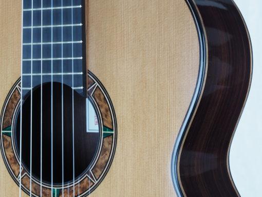 Luthier Philipp Neumann guitare classique 18NEU018-06