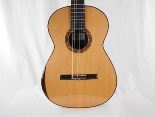 Luthier Philipp Neumann guitare classique 18NEU018-13
