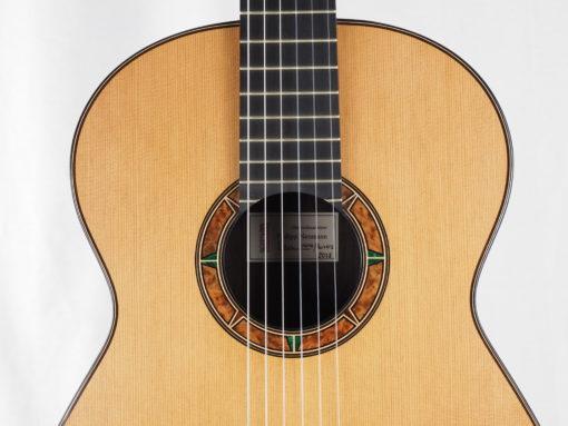 Luthier Philipp Neumann guitare classique 18NEU018-12