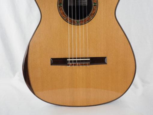 Luthier Philipp Neumann guitare classique 18NEU018-11