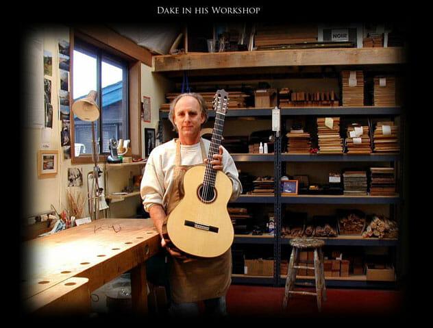 luthier dake traphagen