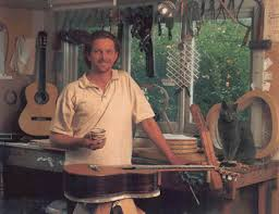 photo luthier Jim redgate