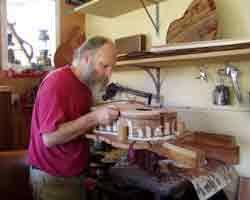 photo luthier dan kellaway