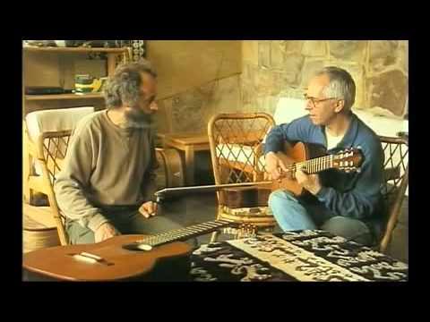 photo luthier greg smallman et john williams