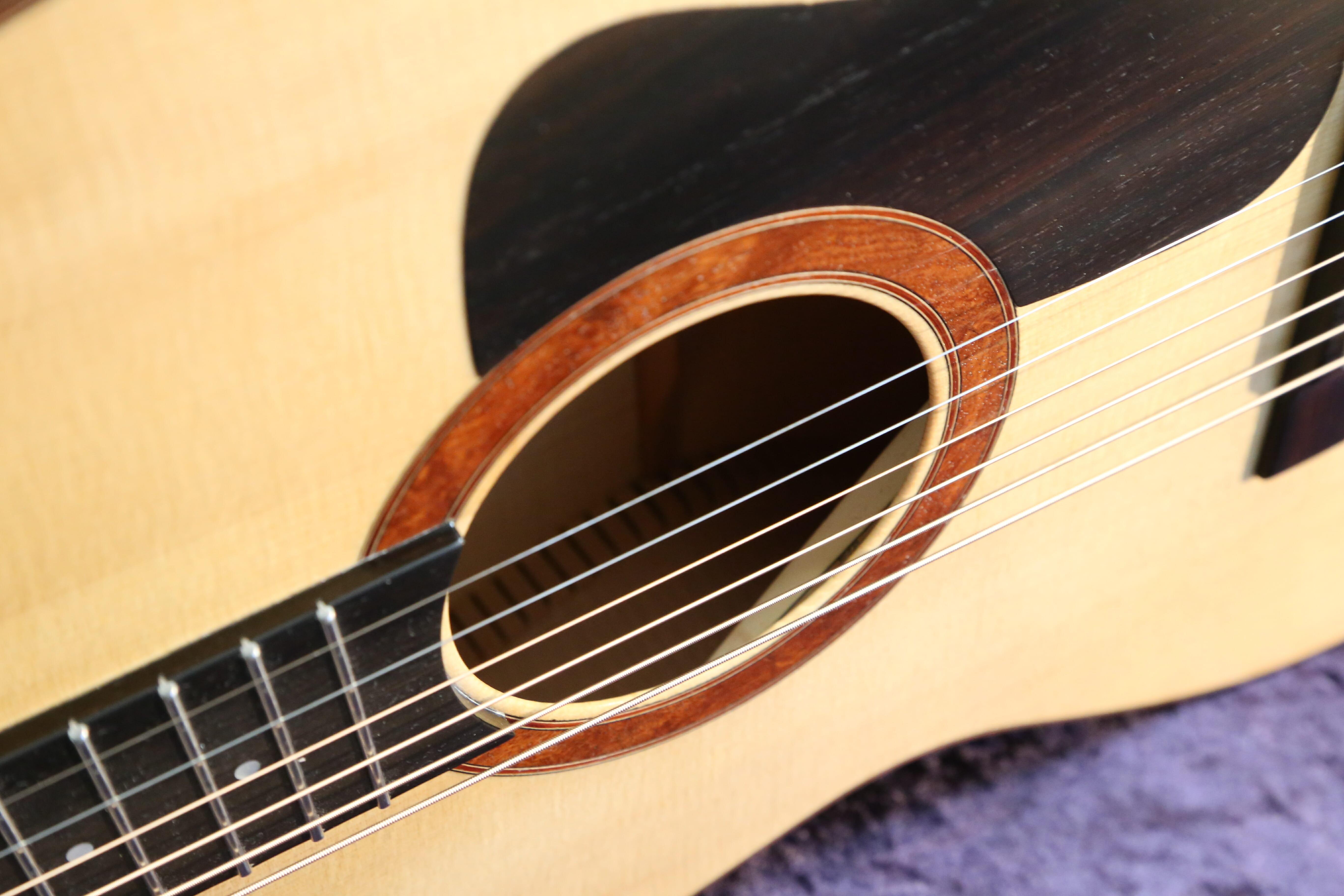 Luthier Régis Sala guitare acoustique 19SALSTE-04