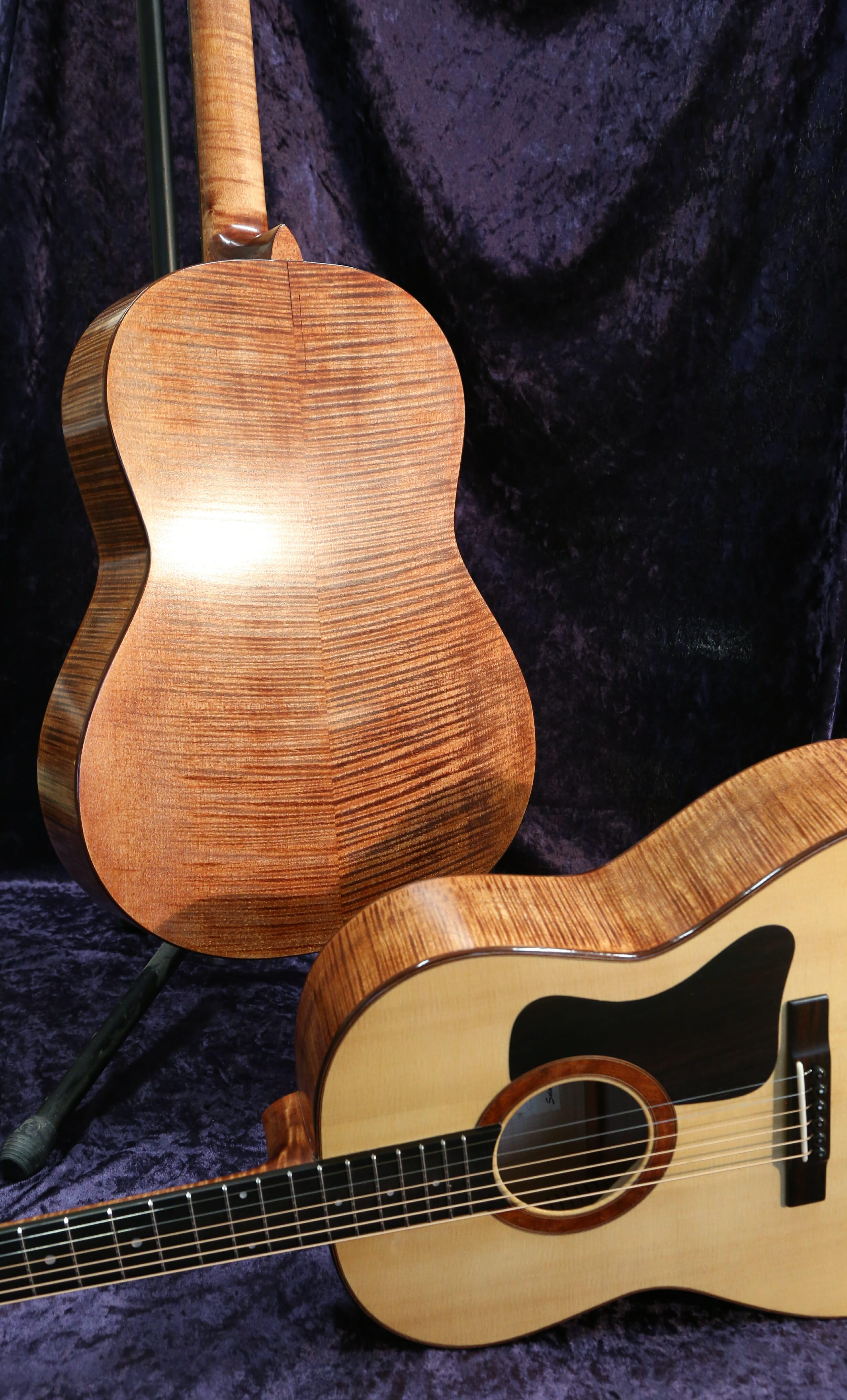 Luthier Régis Sala guitare acoustique 19SALSTE-03
