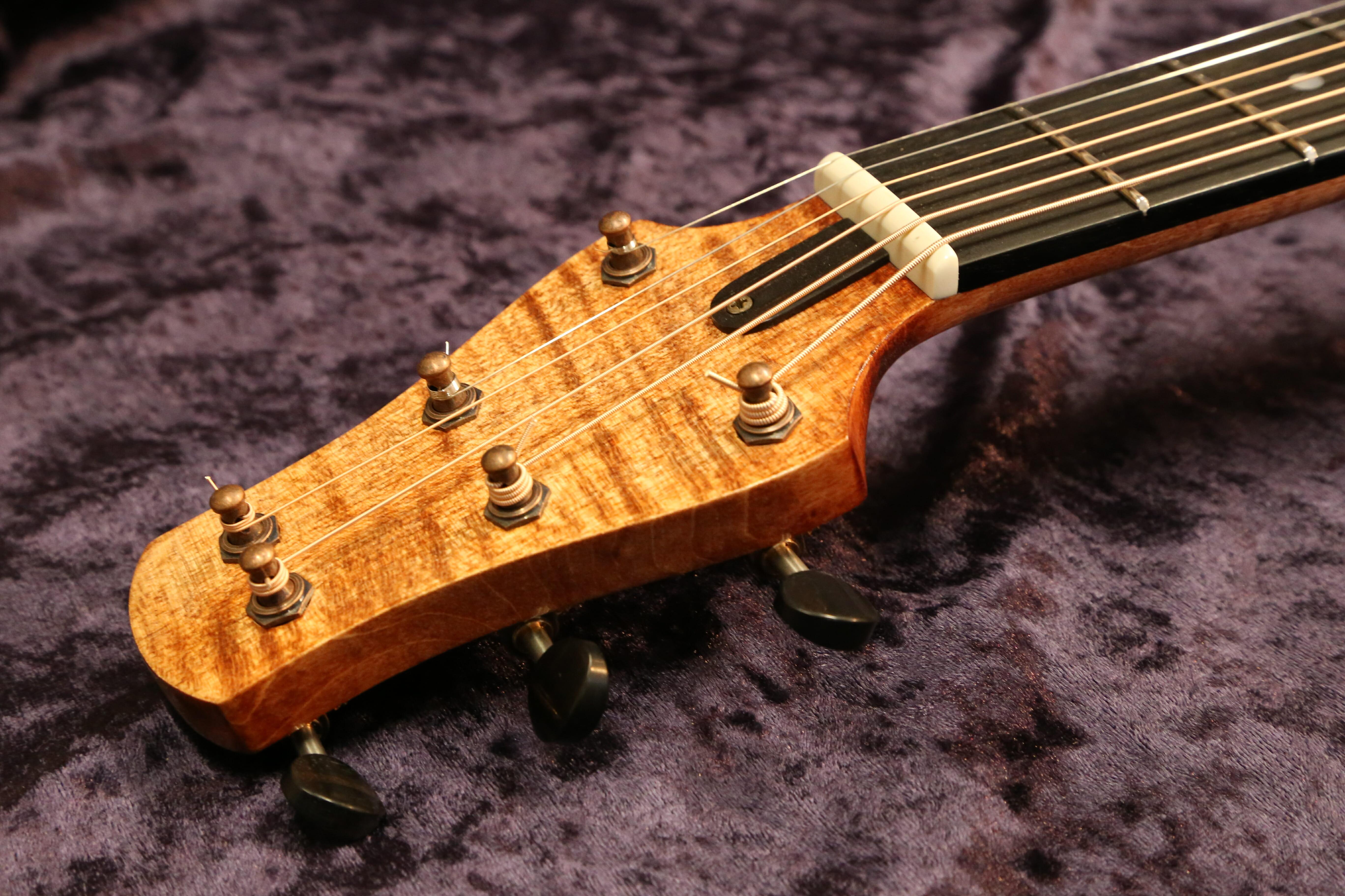 Luthier Régis Sala guitare acoustique 19SALSTE-08