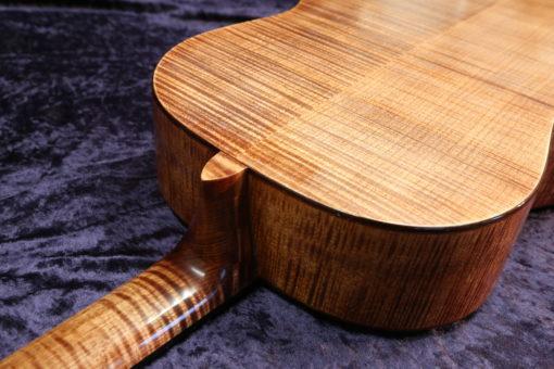 Luthier Régis Sala guitare acoustique 19SALSTE-05