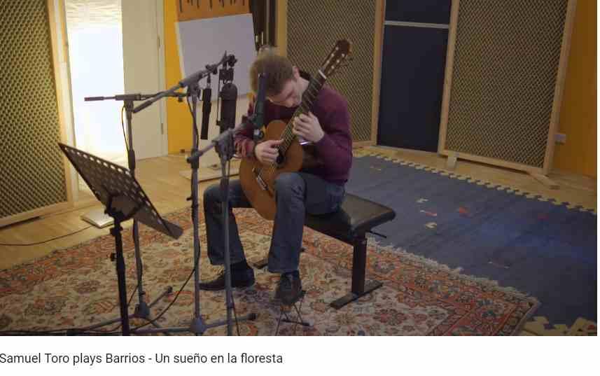 guitare classique du luthier zbigniew gnatek